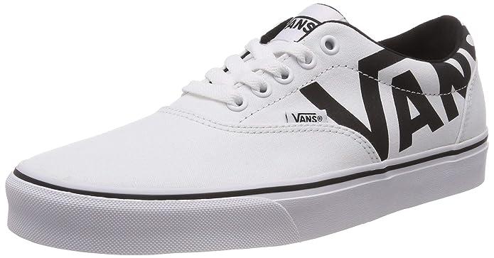 Vans Herren Doheny Big Logo Sneaker Weiß