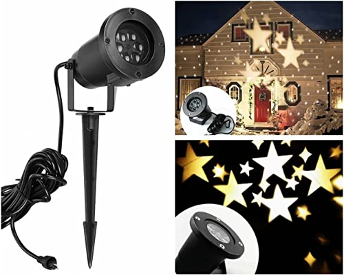 Lightess Christmas Projector Light review