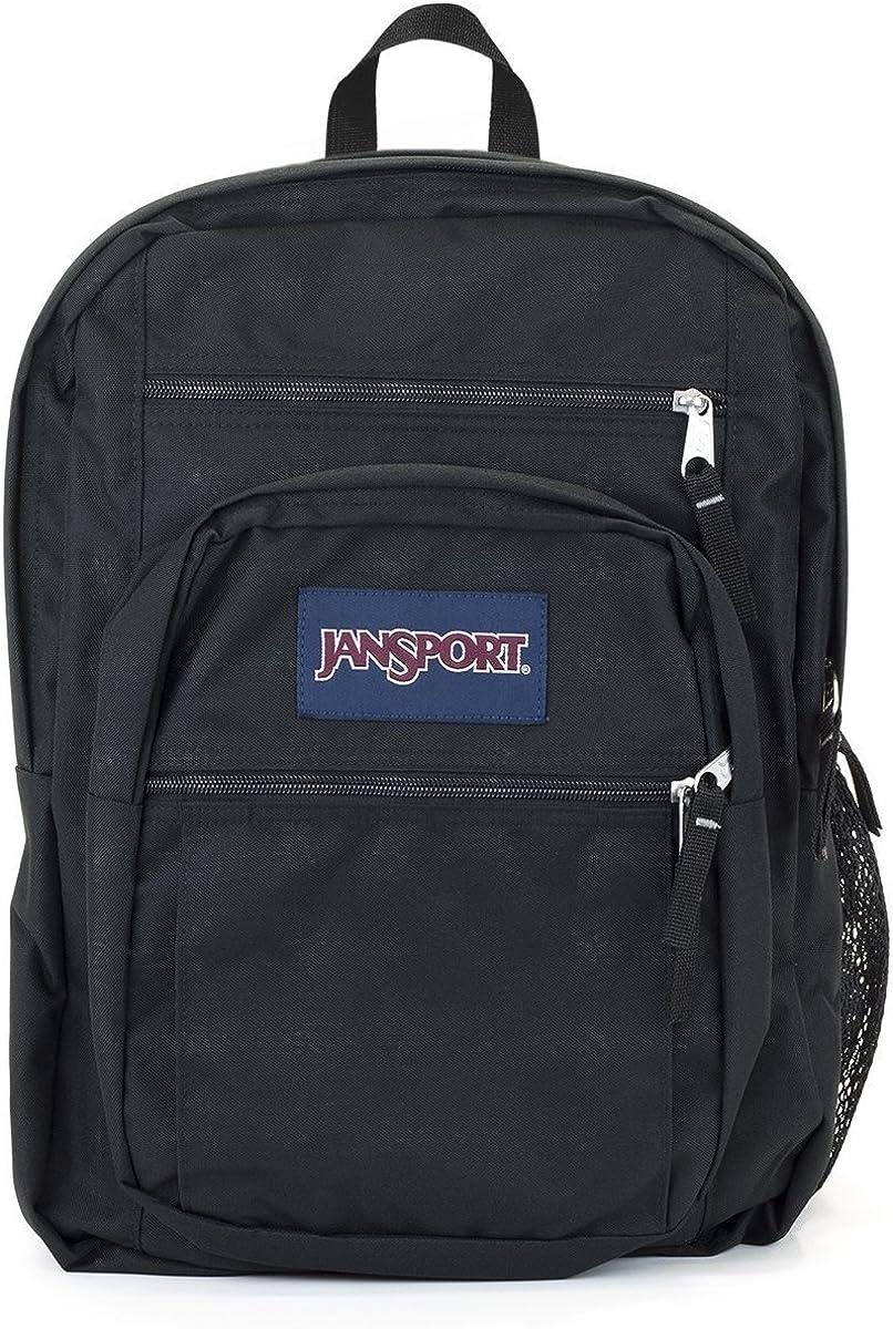 JanSport Big Student Solid Colors Backpack B1025 Black