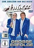 Amigos - Große Erfolge - Zum Jubiläum nur das Beste [3 DVDs]