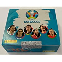 .Panini Adrenalyn XL - Euro 2020 - Booster mit je 8 Karten (1 Display = 24 Booster)