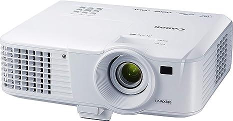 Canon LV-X320 - Proyector portátil (XGA 1.024 x 768 píxeles, 3.200 ...