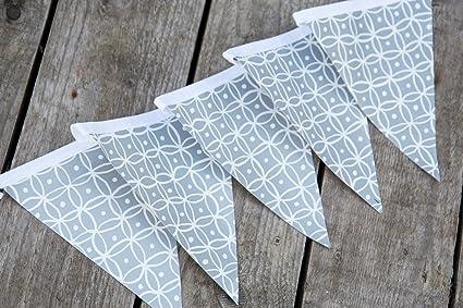 D-C-Fix ® jardín bandera de banderines de PVC 12 3,5