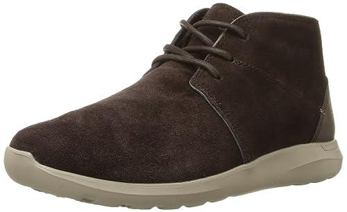 47332a074f0d89 crocs Men s Kinsale Espresso Cobblestone Boots-M8(203391)  Buy ...