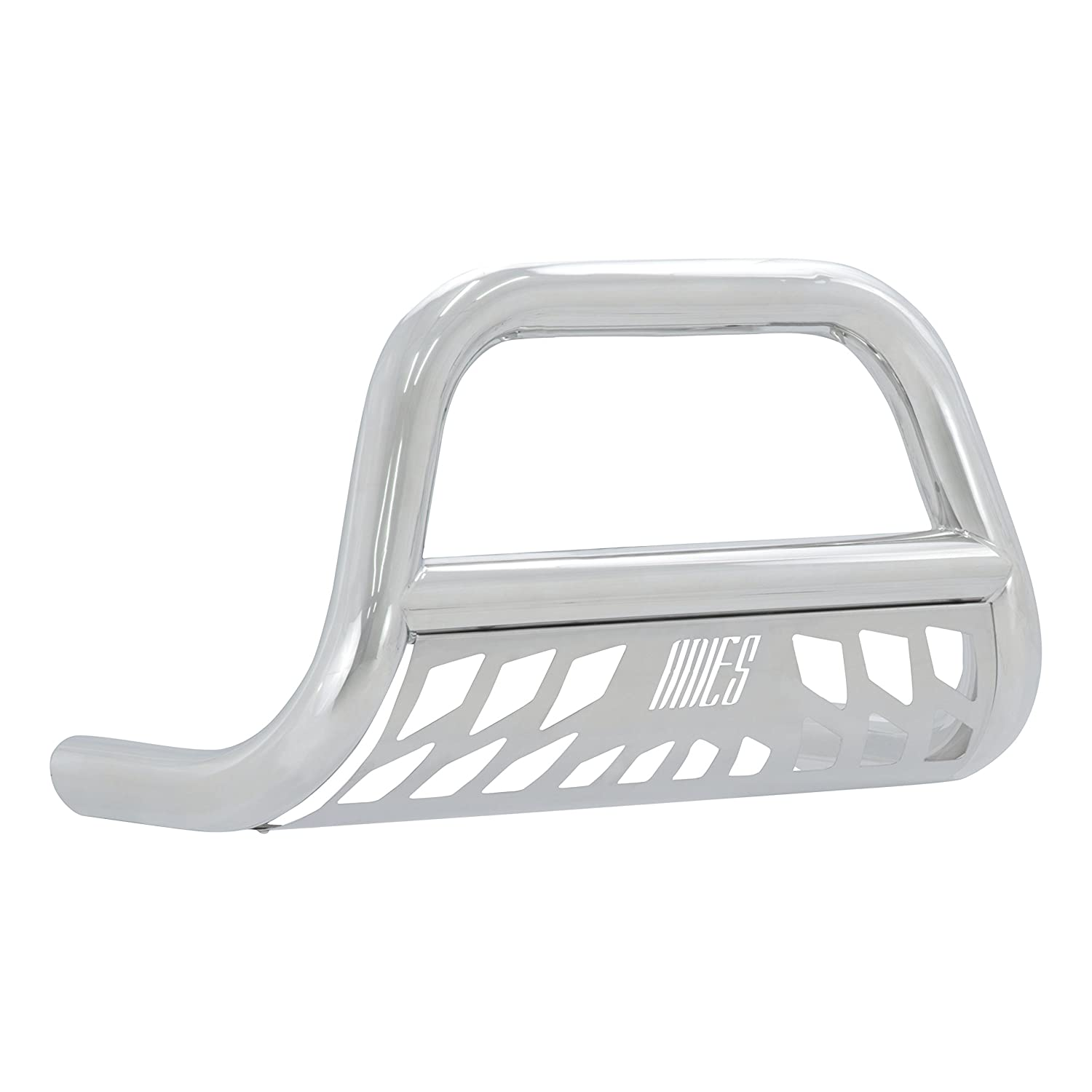 Aries Automotive 35-3011 Stainless Steel Bull Bar with Skid Plate