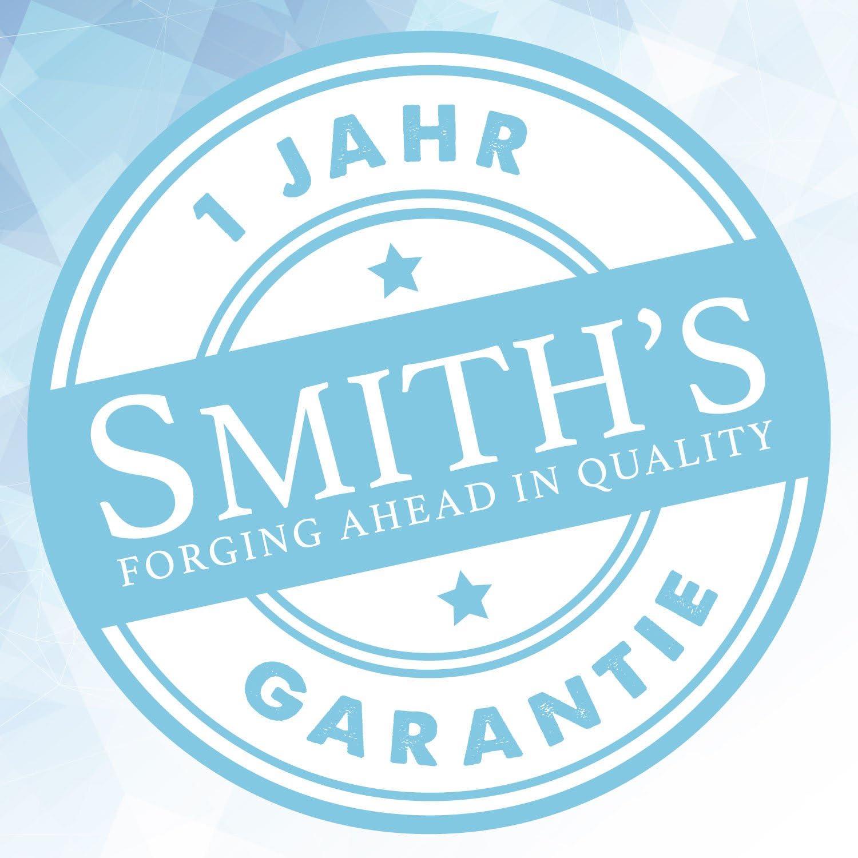 Las Tapas para Estante de Lavavajillas Originales de Smith 100, Blanco, PVC