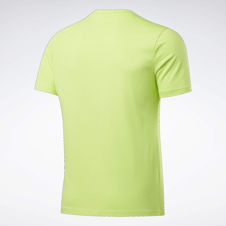 Reebok Trail Sunset Tee Shirt Short Sleeve