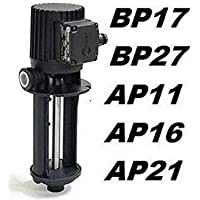 AP11 Refrigerador bomba-de-lubricacion-torno-y-fresadora industrial Bomba eléctrica centrífuga vertical, para fluido refrigerante, de refrigeración