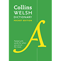 Collins Spurrell Welsh Dictionary Pocket Edition: Trusted support for learning (Welsh Edition)