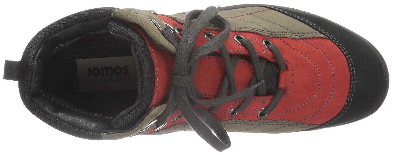 Jomos Damen Marathon Schneestiefel, Mehrfarbig (830 0075 rot