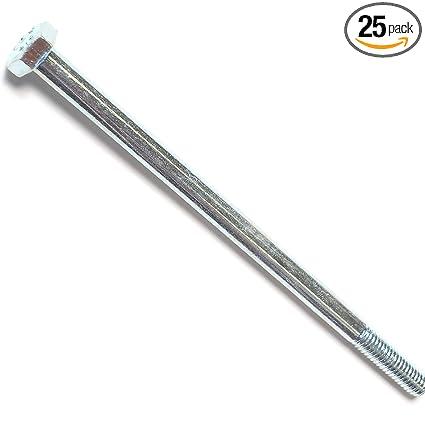 Piece-10 7//16-14 x 6 Hard-to-Find Fastener 014973253066 Grade 8 Coarse Hex Cap Screws