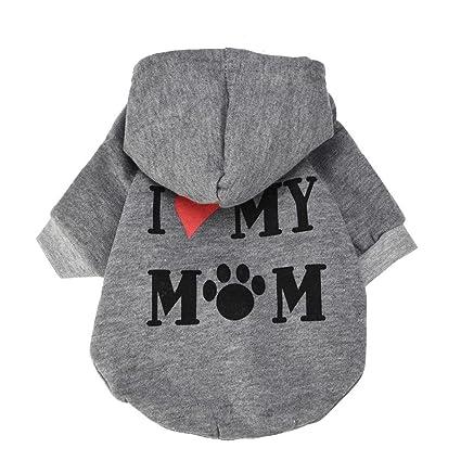 80dfd333227f Amazon.com  Gallity Small Pet Dog Clothes Costume Puppy Cotton Blend ...
