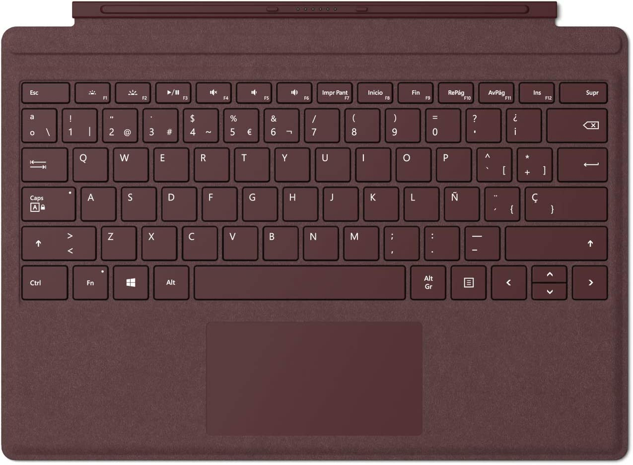 Funda con Teclado para Surface Pro