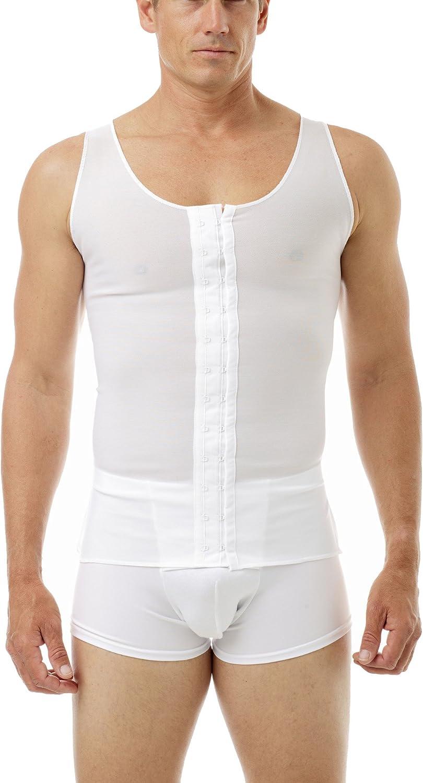 Underworks Mens Gynecomastia Chest Binder Vest