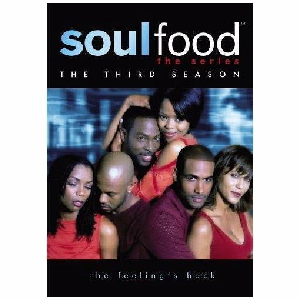 SOUL FOOD COMPLETE 3RD SEASON (DVD/FF/ENG STEREO/5DISCS)