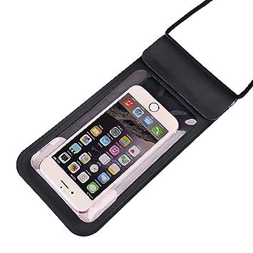 ZH1 Bolsas estancas Estuche Universal Impermeable, teléfono ...