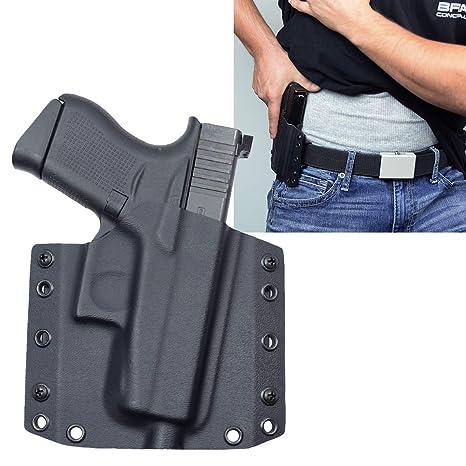 Bravo Concealment: Glock 43, Glock 43X OWB Gun Holster