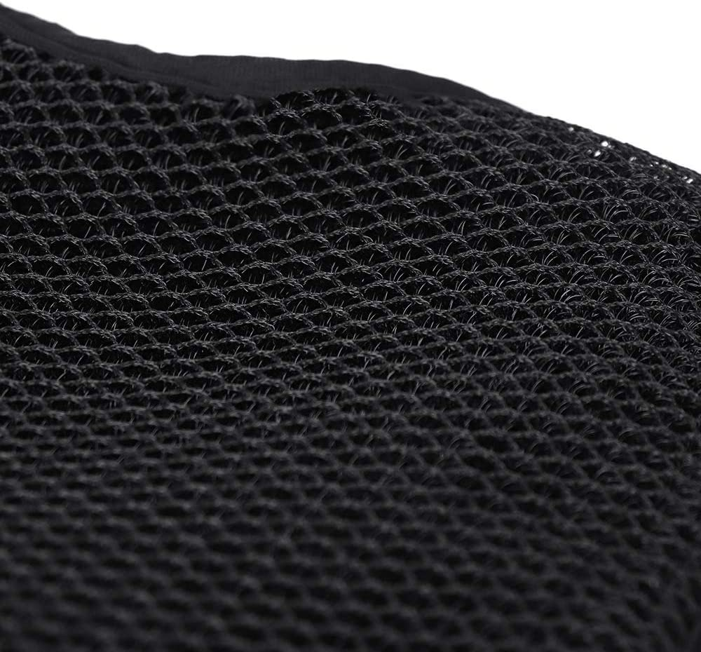 TOOGOO Motorcycle Cool Seat Cover Universal Protection Seat Sun Protection Seat Cushion 3D Mesh Waterproof Cushion Motorcycle Accessories