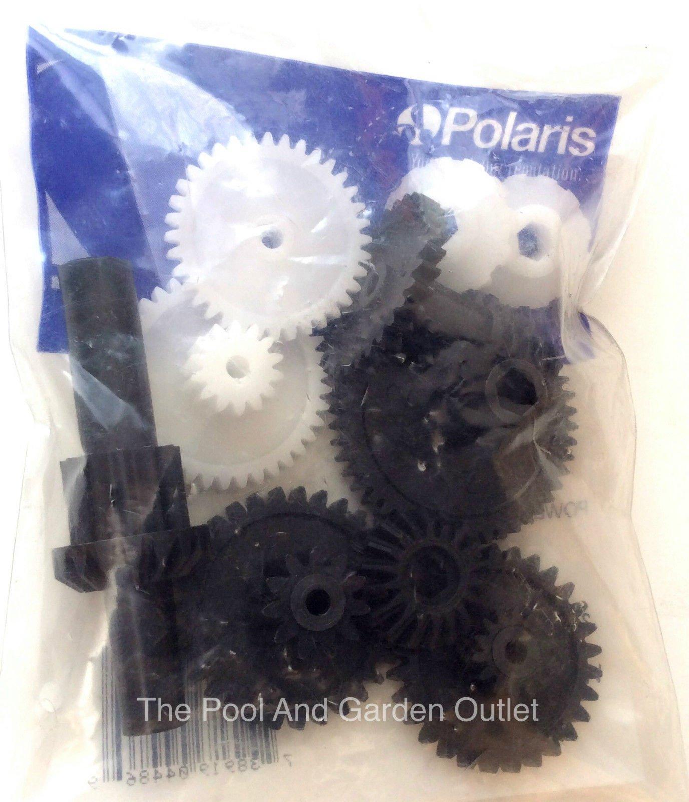 Polaris ATV 340 Pool Cleaner Power Module Gear Repair Kit 5-5050 for 5-5000