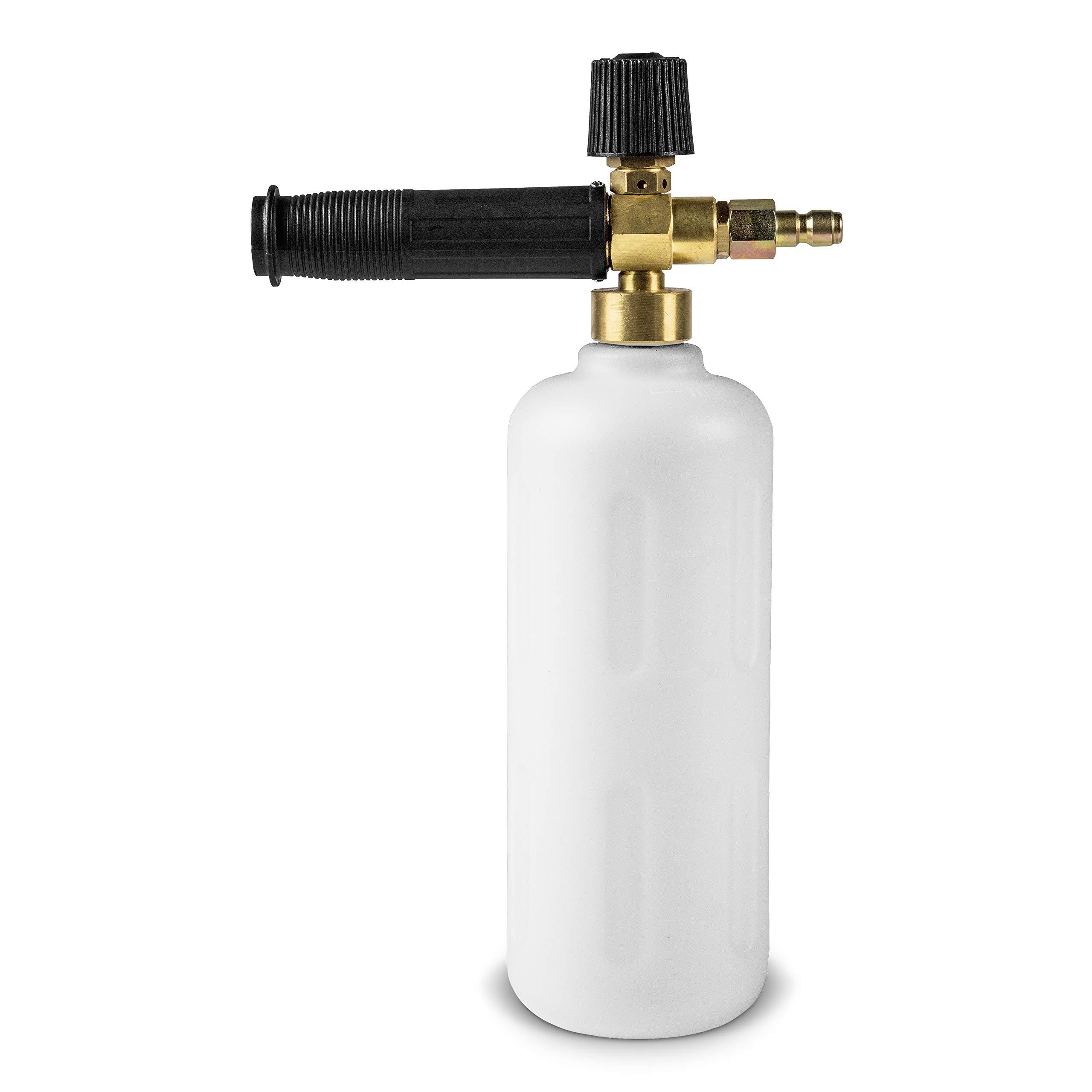 Karcher 87569970 Quick Connect Foam Nozzle Sprayer, White by Karcher
