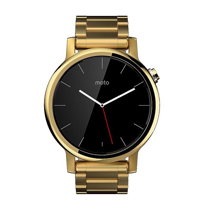 Motorola Moto 360 2Gen Reloj Inteligente Oro LCD 3,48 cm ...