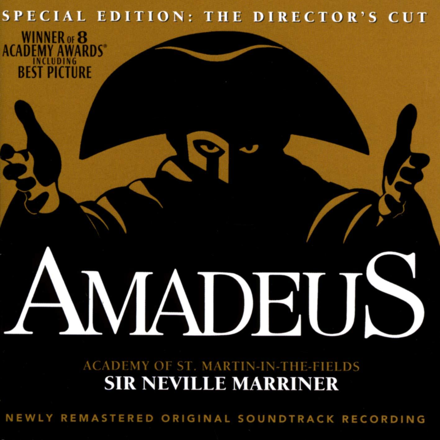 Amadeus the Director's Cut]