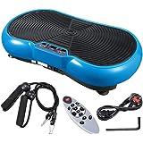 ReaseJoy 500W Vibration Plate Crazy Fit Massage Exercise Machine Oscillating Platform