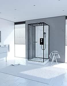 Aurlane CAB203 - Cabina de ducha, multicolor: Amazon.es: Bricolaje y herramientas