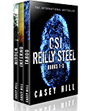 CSI Reilly Steel Box Set #1: Books 1-3