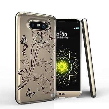 Carcasa para LG G5, G5, Beyond CellTriMaxUltra Slim 360 ° de ...