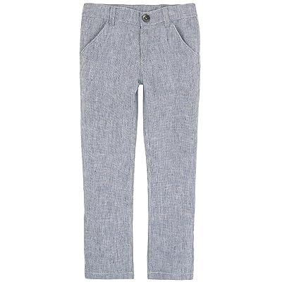 3 Pommes Linen Pants