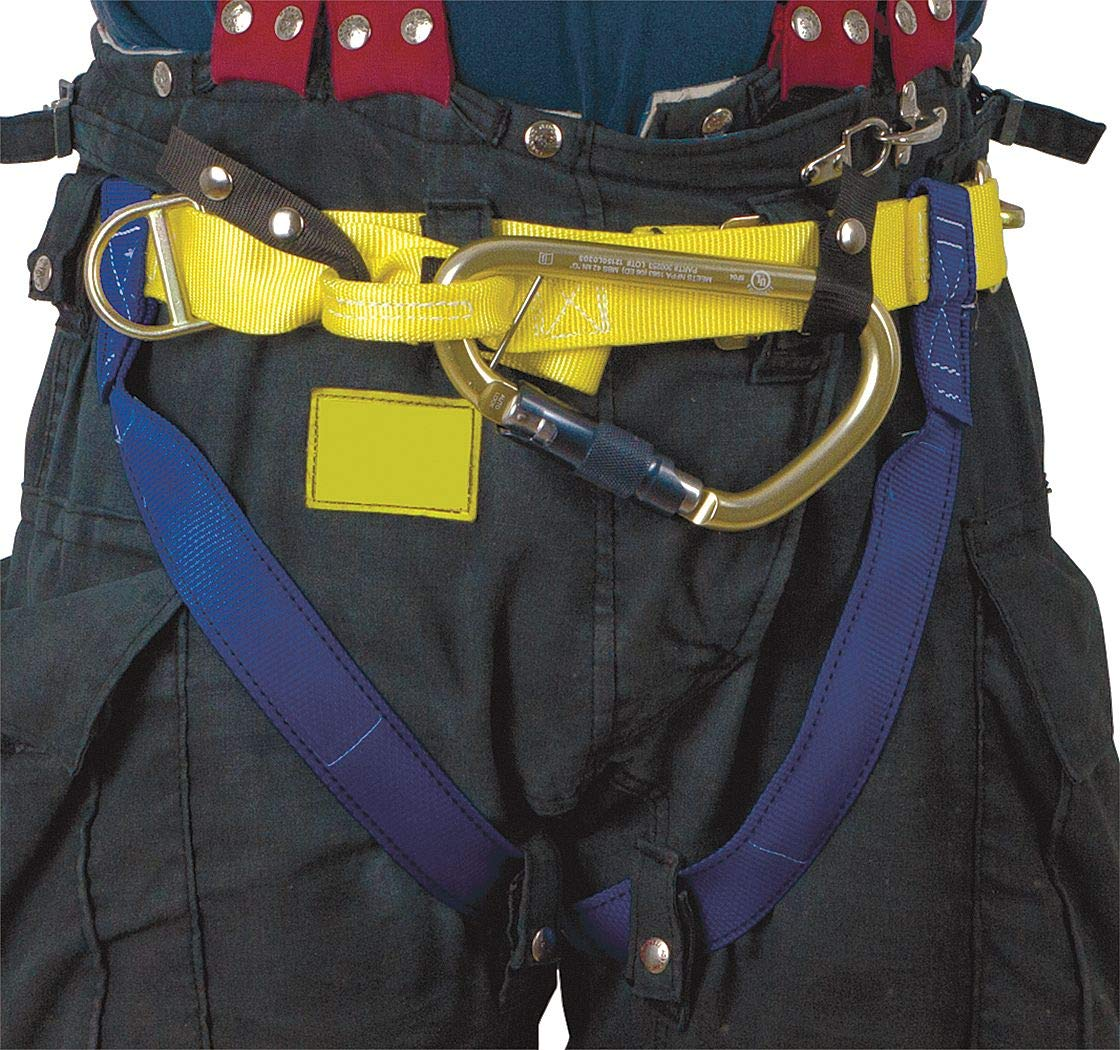 30 in to 44 in. Class II Rescue Harness Gemtor 541NYCR-0A