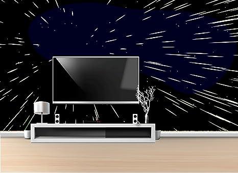 Camera Da Letto Star Wars : Star trek motivo space wars carta da parati per camera da letto