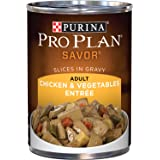 Purina Pro Plan Savor Wet Dog Food - 12-13 oz. Cans