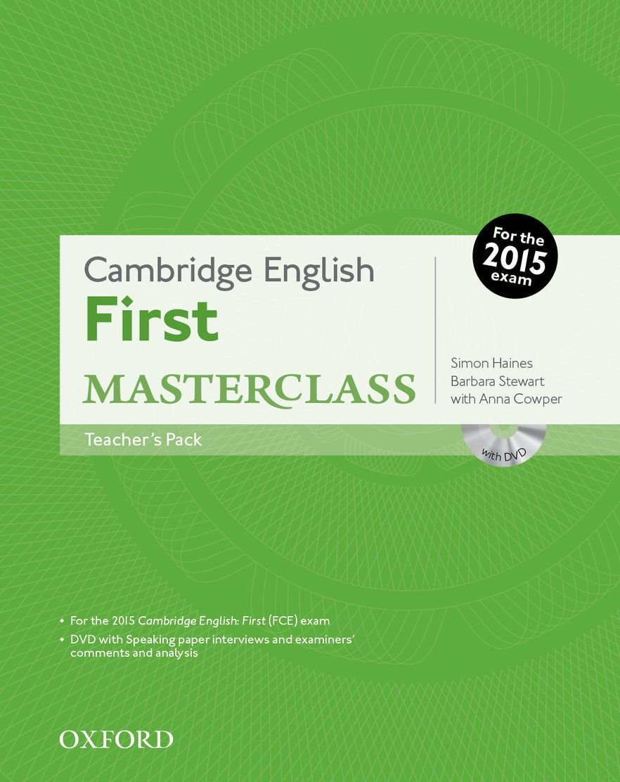 Cambridge English: First Masterclass: Cambridge English First ...