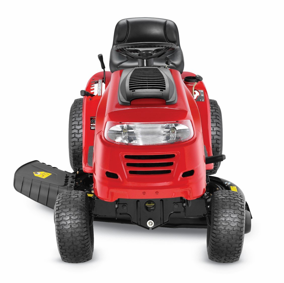 Riding Lawn Mower Won T Start - Amazon com yard machines 420cc 42 inch riding lawn tractor garden outdoor