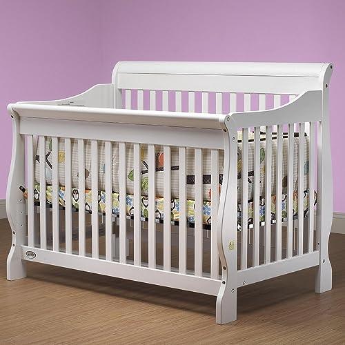 Orbelle Trading Sleigh Crib