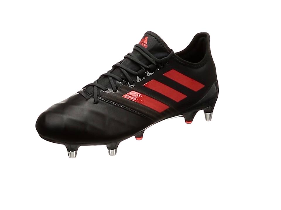 the latest d2ea9 93513 Adidas Kakari Light (SG), Zapatillas de fútbol Americano para Hombre,  Blanco PlametFtwbla 000, 43 13 EU Amazon.es Zapatos y complementos