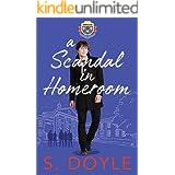 A Scandal in Homeroom (Haddonfield High Book 2)