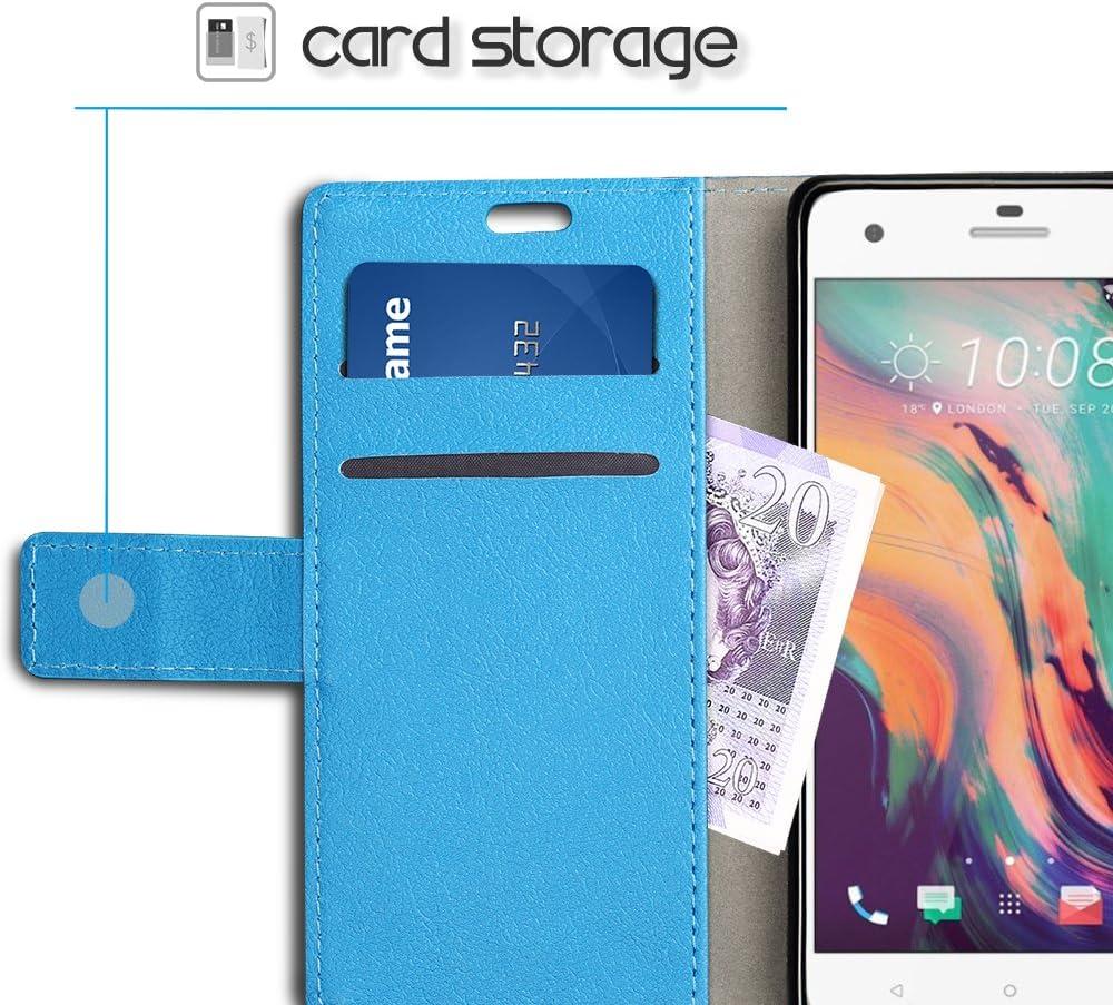 HTC Desire 10 Pro Case Luxury Slim PU Le…