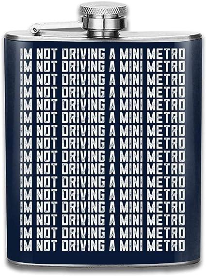 Alan Perdiz No Conduzco Un Mini Metro Estampado De Cadera ...