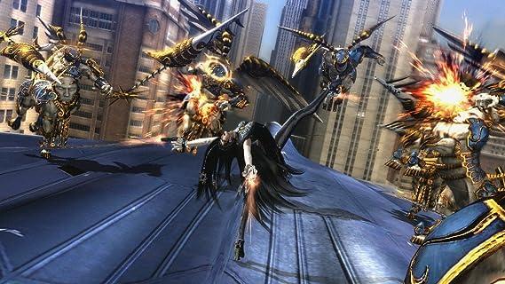Bayonetta 2 + Código de descarga para Bayonetta 1: Nintendo: Amazon.es: Videojuegos