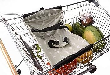 Amazon.com: Lekebaby Carro de la compra para bebé Hamaca ...