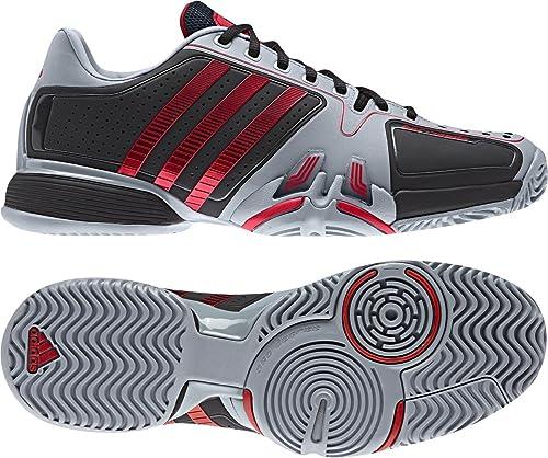 adidas Barricade 7.0 Novak Zapatillas de Tenis para Hombre: Amazon.es: Zapatos y complementos