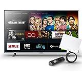 Element 50-Inch Fire TV Edition TV with AmazonBasics Digital Antenna