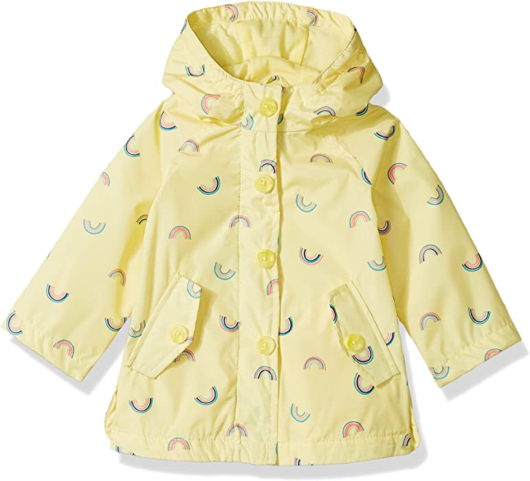 e88caaee9031 Amazon.com  OshKosh B Gosh Baby Girls Sweet Lil  Rainslicker Rain ...