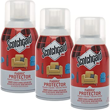 Amazon Com Scotchgard 3 Pack 3m Fabric 6oz Protector Spray Block