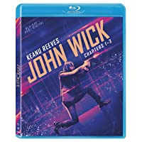 Deals on John Wick Chapters 1-3 Blu-ray