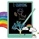 "TEKFUN Kids Drawing Board LCD Writing Tablet - 8.5"" Toddler Doodle Pad Writing Tablet, Sketch Erasable Scribbler Board Drawin"