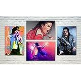 Posterskart Michael Jackson Poster Set